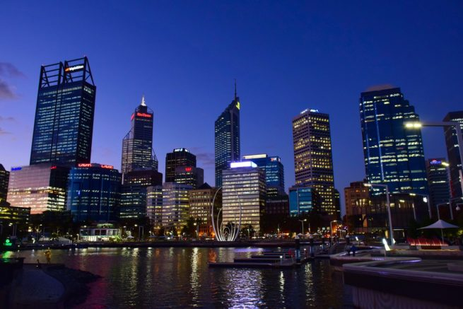 perth private jet charter flights