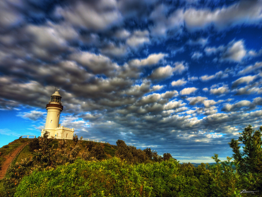 private jet charter byron bay